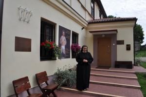 Hospicjum kieruje siostra Michaela Rak (na zdjęciu).
