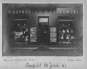 Firma mojego pradziadka istniała w Wilnie od 1908 do 1940 roku.
